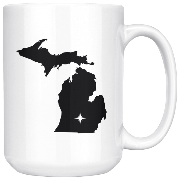 Michigan Coffee Mug - MI - MissionMint