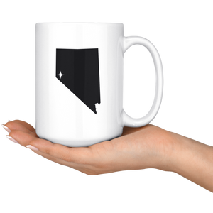 Nevada Coffee Mug - NV - MissionMint
