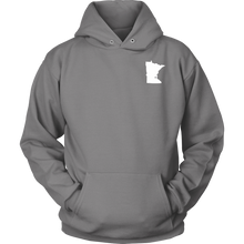 Load image into Gallery viewer, Minnesota MN Unisex Hoodie - MissionMint