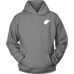 West Virginia WV Unisex Hoodie - MissionMint
