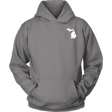 Load image into Gallery viewer, Michigan MI Unisex Hoodie - MissionMint