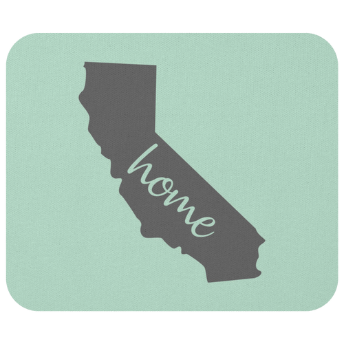 California Computer Mouse Pad Desk Accessory - MissionMint