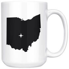 Load image into Gallery viewer, Ohio Coffee Mug - OH - MissionMint