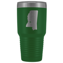 Load image into Gallery viewer, Mississippi Tumbler Travel Map Adoption Moving Gift - 30oz - MissionMint