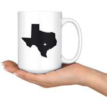 Load image into Gallery viewer, Texas Coffee Mug - TX - MissionMint