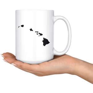 Hawaii Coffee Mug - HI - MissionMint