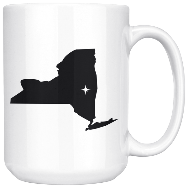 New York Coffee Mug - NY - MissionMint