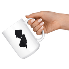Load image into Gallery viewer, New Jersey Coffee Mug - NJ - MissionMint