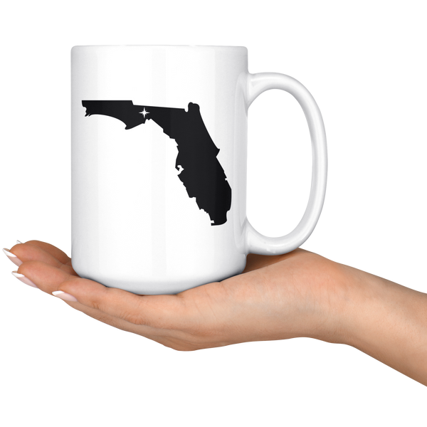 Florida Coffee Mug - FL - MissionMint