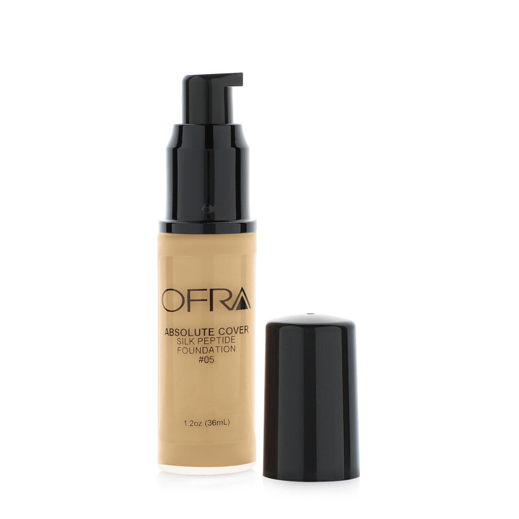 Absolute Cover Silk Peptide Foundation #3