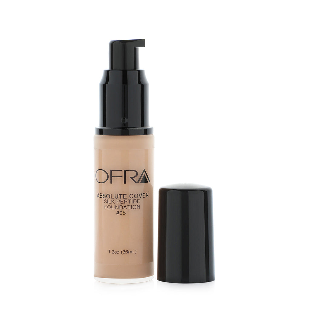 Absolute Cover Silk Peptide Foundation #5