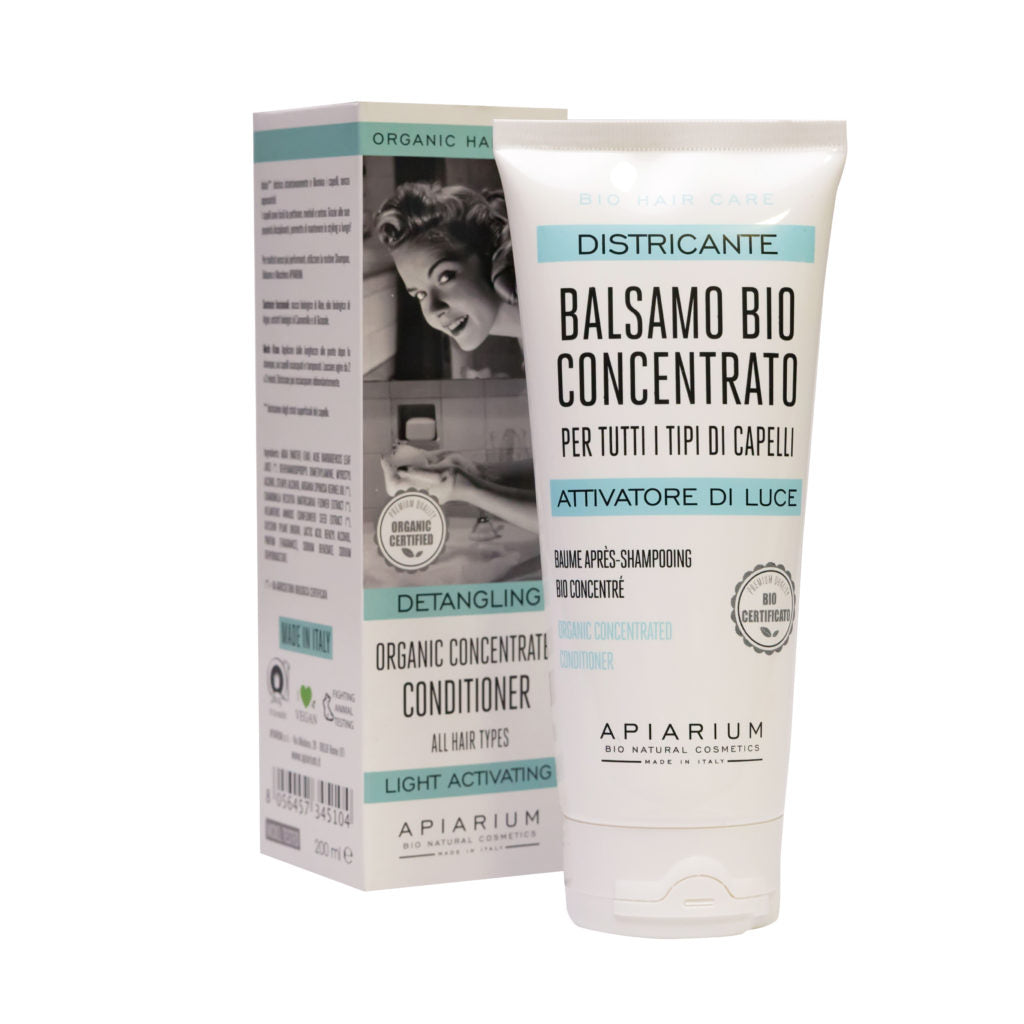 Organic Concentrated Conditioner