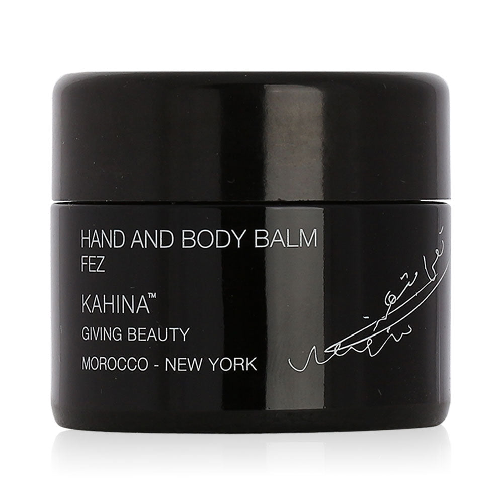 Hand and Body Balm