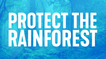 Save The Rainforest When You Buy Upbeat