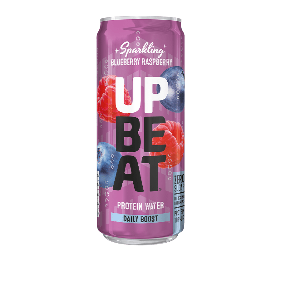 Daily Boost | Blueberry Raspberry