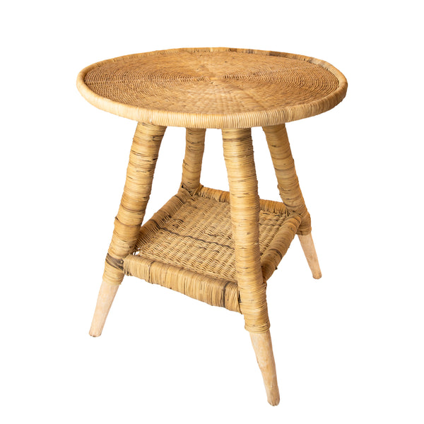 Natural Malawi Side Table