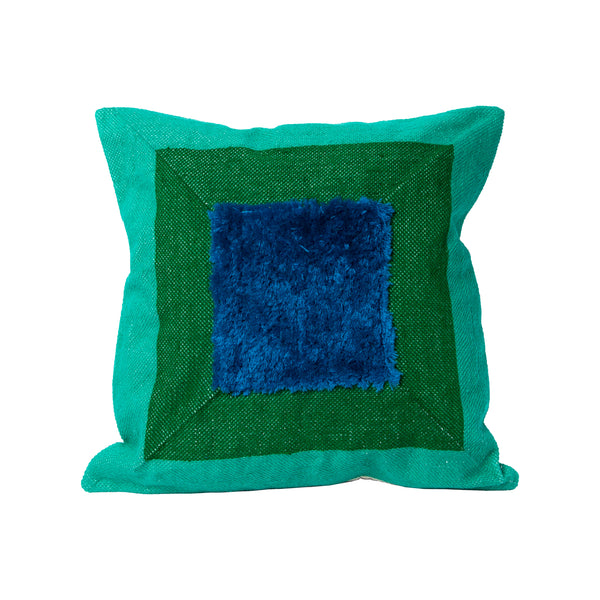 Alber's Recycled Square Pillow