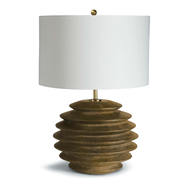 Ripple Round Table Lamp