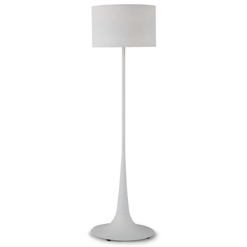 Tulip Floor Lamp - White