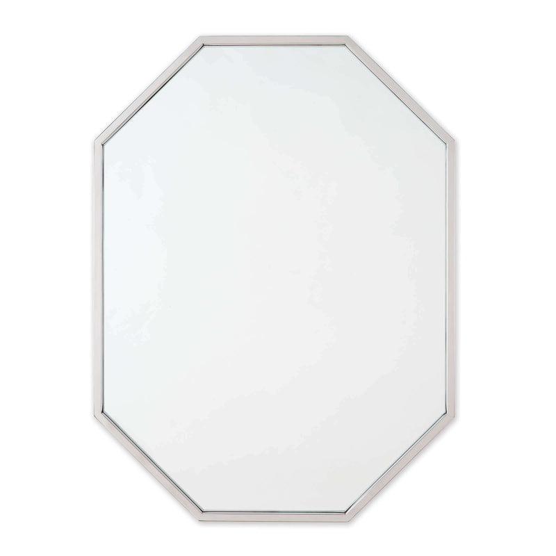 Geo Mirror - Nickel