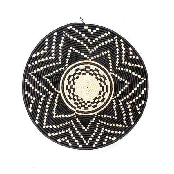 Geometric Wall Platter XL