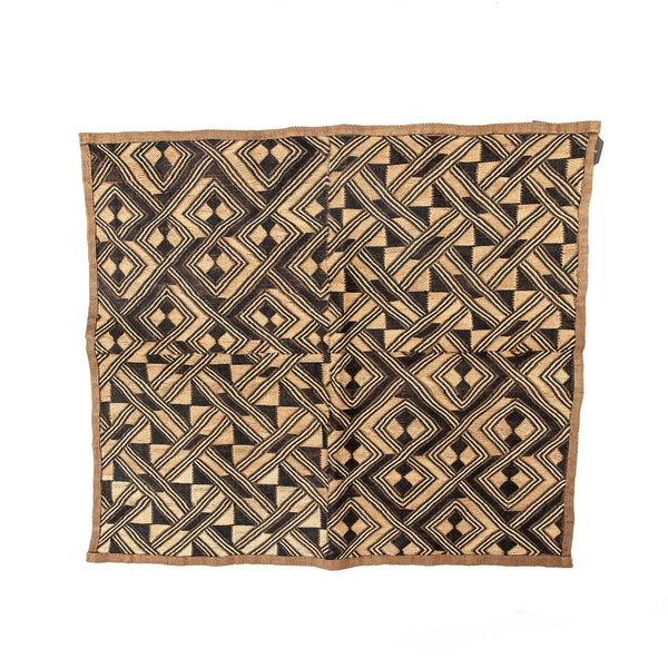 Four Corners Kuba Cloth Textile