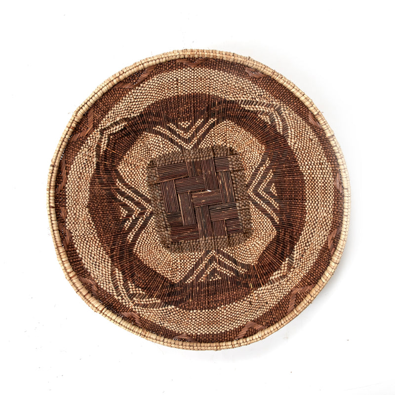 South Africa Woven Basket 21""