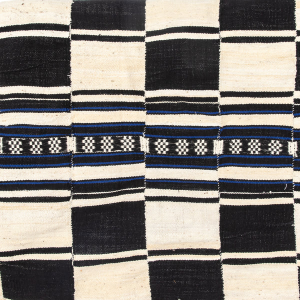 Midnight Blue Bogolan Cloth