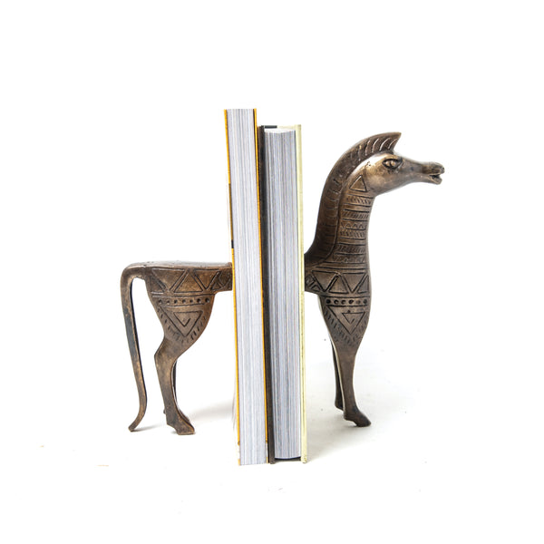 Trojan Bookends