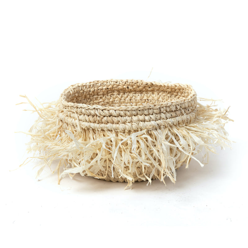 Raffia Basket - Set of 3