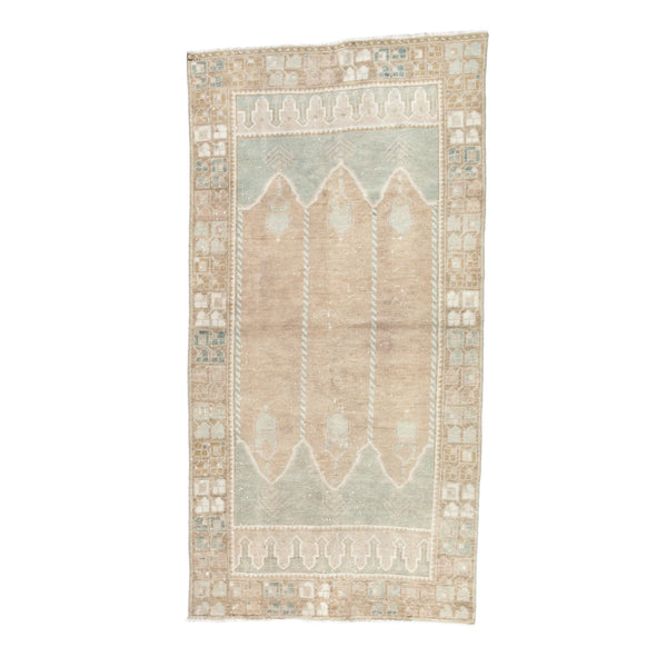 "3'6"" x 6'11"" Three Pillars Vintage Area Rug"