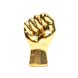 Solidarity Brass Fist