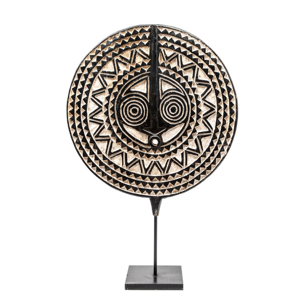 Ivory Coast Bobo Sun Wall Mask
