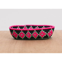 Pink Oval Basket II