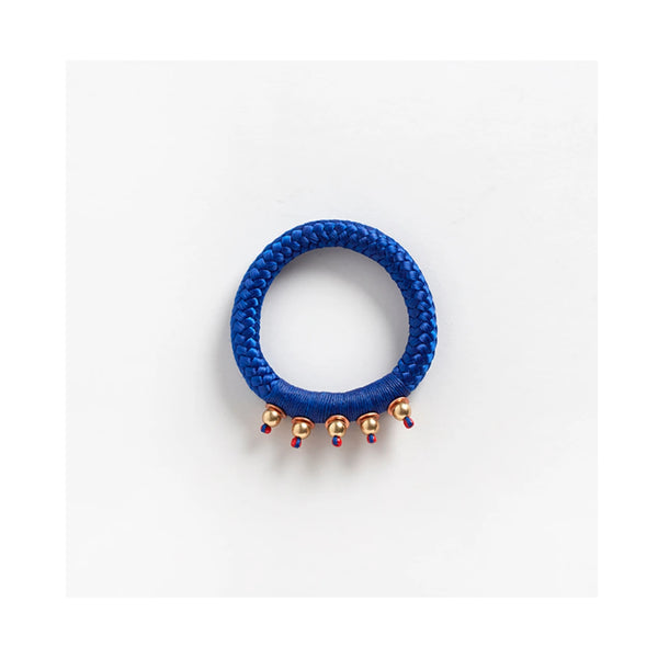 Blue Goodness Braided Bracelet