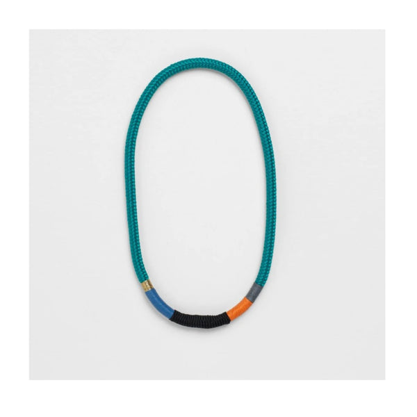 Green Ndebele Necklace