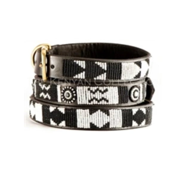 HON Beaded Dog Collar