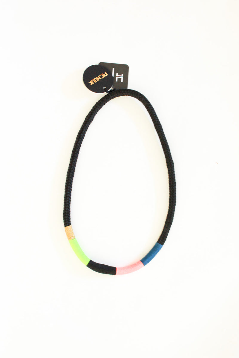 Black Ndebele Necklace
