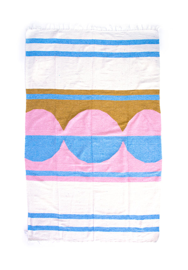 Gentle Breeze Travel Blanket
