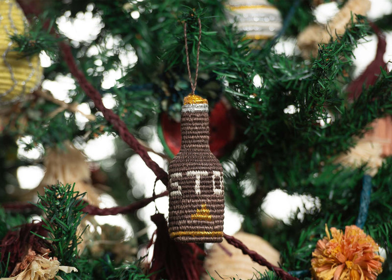 Stout Bottle Ornament