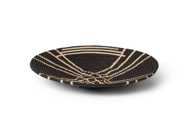 Shining Light Basket Plate