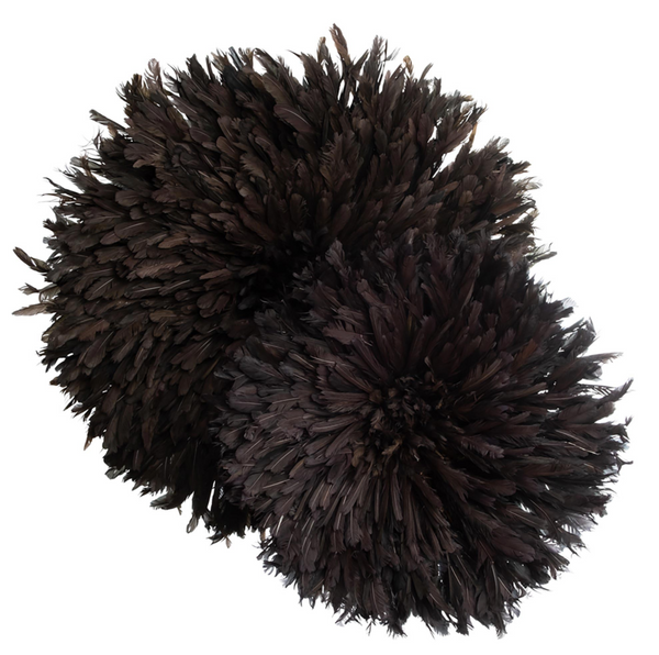Black Feather JuJu Hat