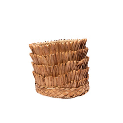 Copper Lubani Palm Basket