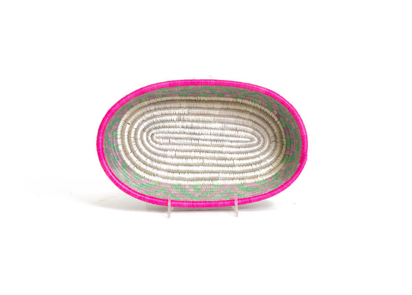 Flirty Oval Basket