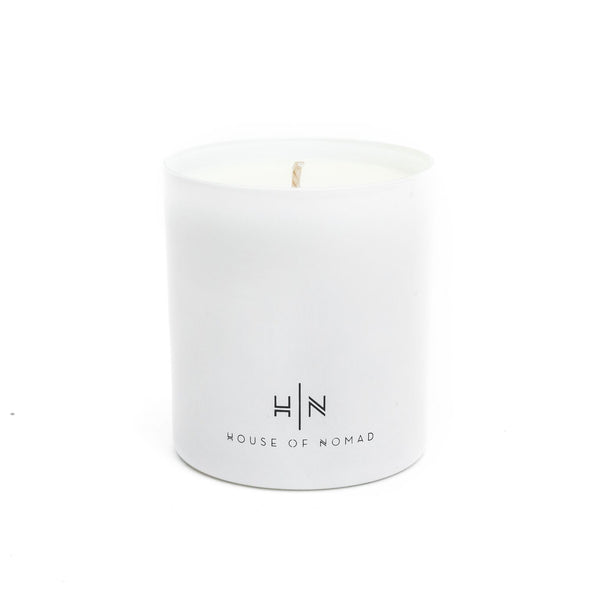 House of Nomad Candle - White
