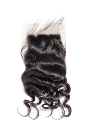 Southeast Asian Wavy Closure