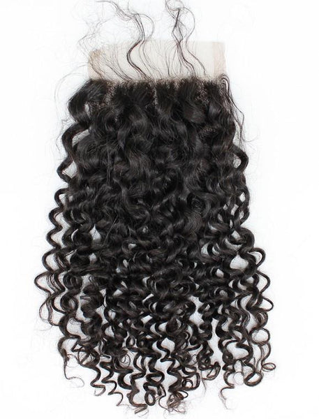 Burmese Curly Closure