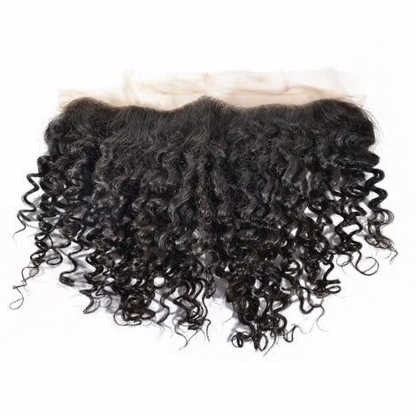 Burmese Curly Frontal