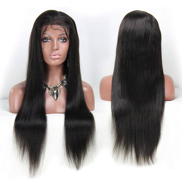 "Full Lace Straight Wig ""Alexis"""