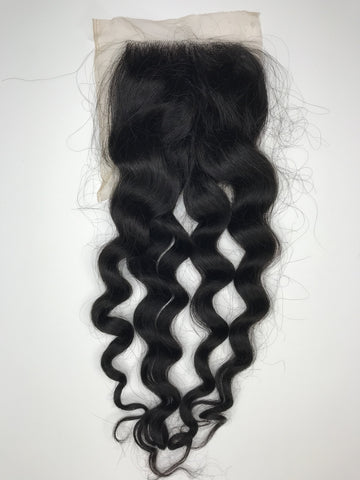Vietnamese Body Wavy Closure